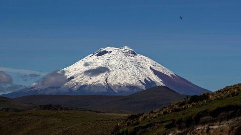 El cambio climático amenaza glaciares de Ecuador