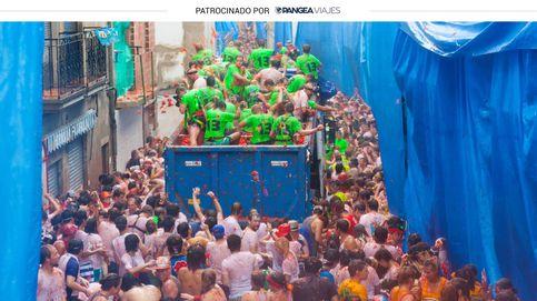 Tomatina de Buñol: así es la fiesta de los tomates más famosa de España