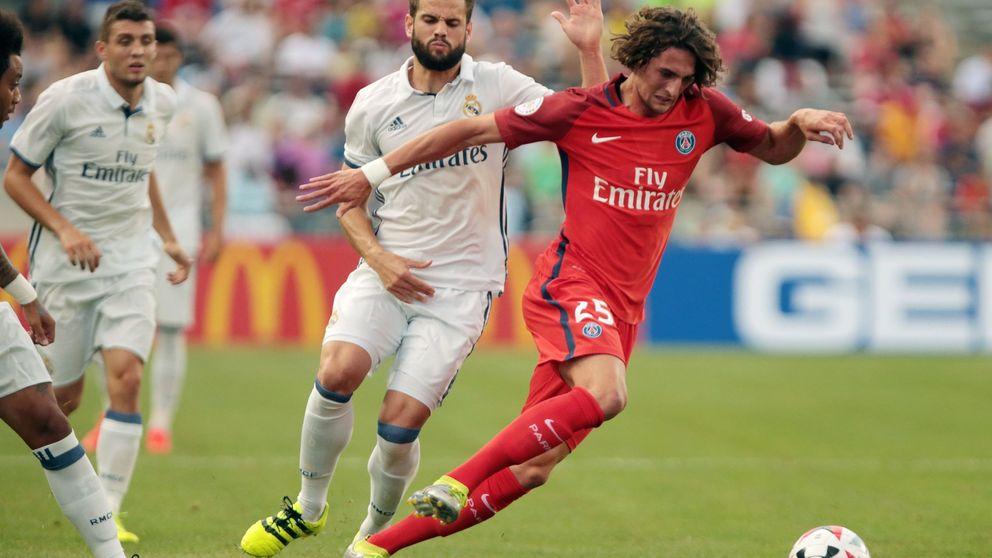 Los chavales, y en especial Asensio, lavan la cara a un Madrid inferior al PSG