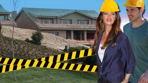 Iker Casillas y Sara Carbonero reforman la casa que compraron a Lydia Bosch
