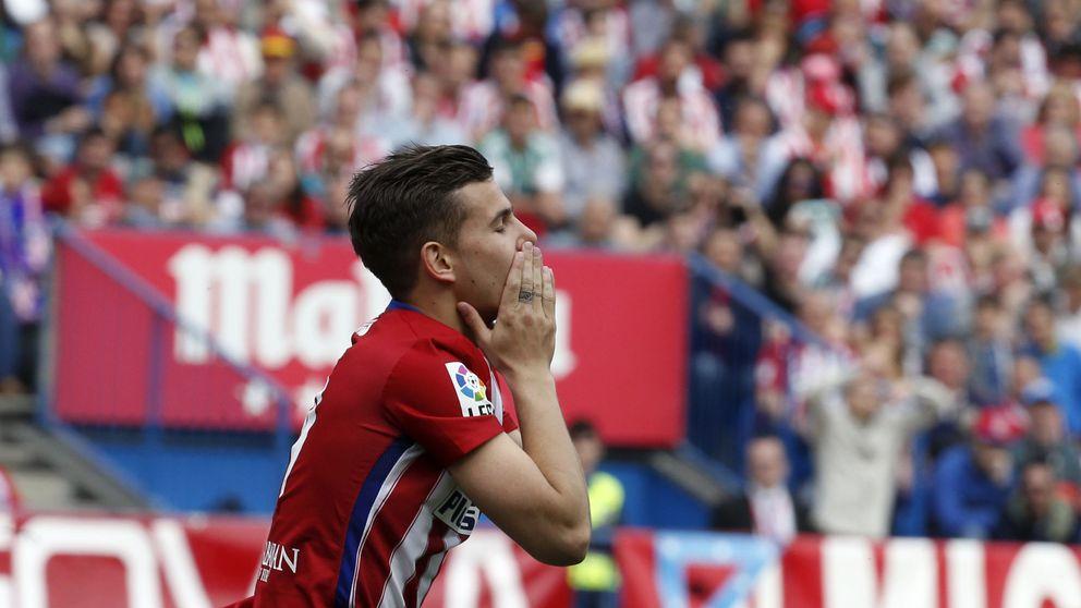 Lucas Hernández, otro blindaje para espantar al Barça y demás depredadores