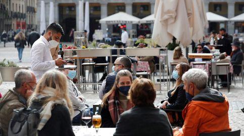 Los españoles se lanzan a comer fuera tras el fin del estado de alarma