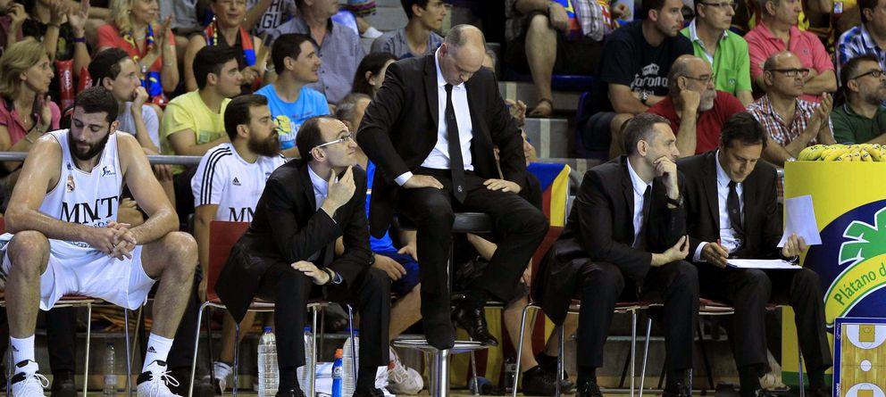 Foto: Tercer partido de la final: fc barcelona - real madrid