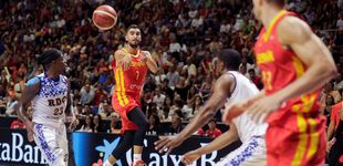 Post de España ya tiene equipo para el Mundial: Jaime Fernández y Diop, últimos descartes