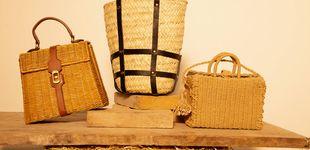 Post de Los bolsos de tejidos naturales que trenzarán tu verano