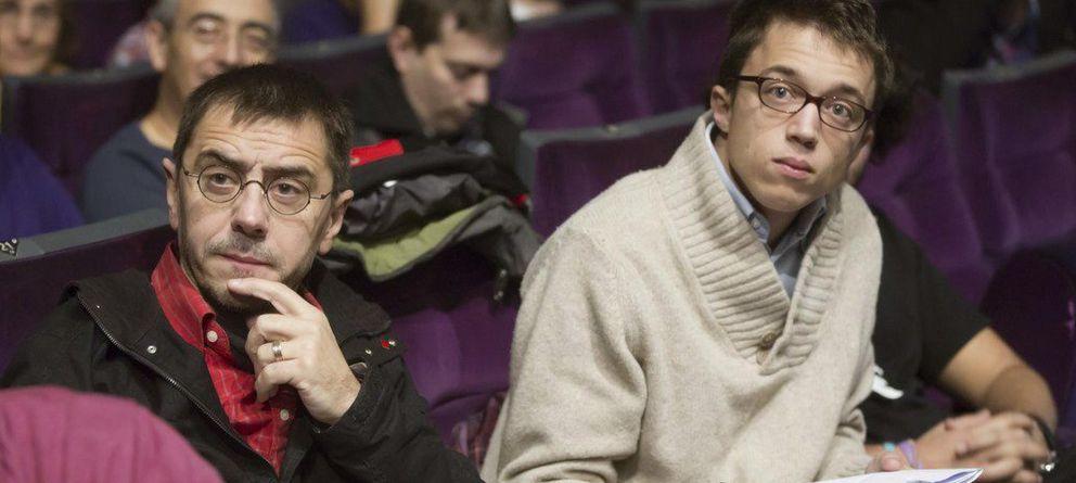 El responsable económico de Podemos pide buscar el fraude en los ricos, no en Monedero