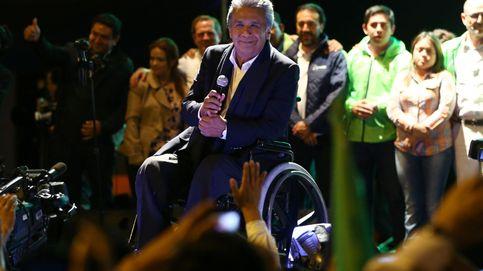 Quién es Lenín Moreno, el (casi seguro) nuevo presidente de Ecuador
