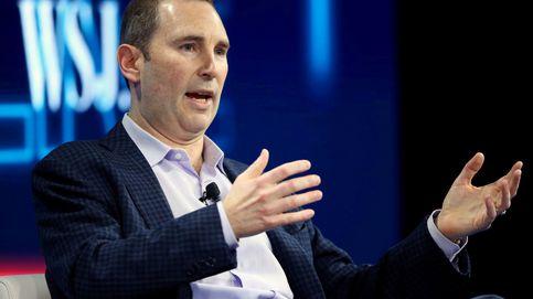 Amazon esquiva el rojo del Nasdaq y saluda la llegada de su nuevo CEO con máximos