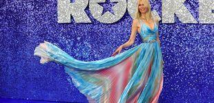 Post de Claudia Schiffer y Elsa Hosk apuestan por vestidos unicornio en la red carpet