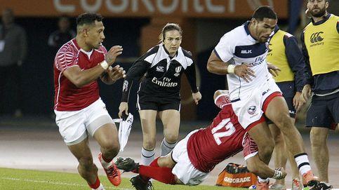 Tonga gana a Estados Unidos en Anoeta