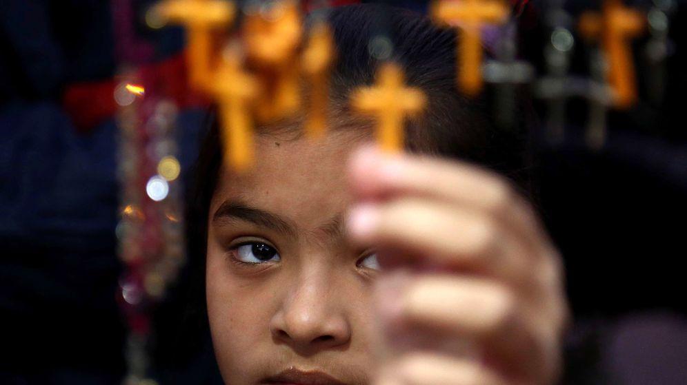 Foto: Imagen de archivo de una niña en la ciudad pakistání de Karachi. (EFE)