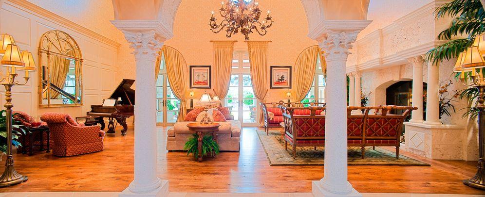 Foto: Imagen de una mansión de La Moraleja.