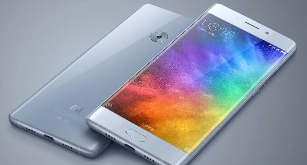 Foto: El nuevo Xiaomi Mi Note 2