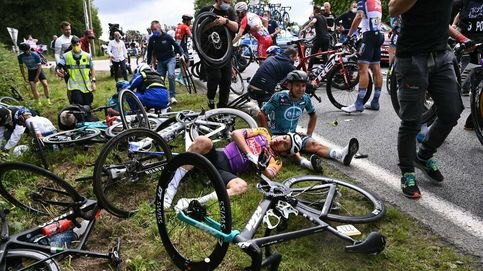 La mujer que provocó la caída en el Tour será juzgada el 14 de octubre