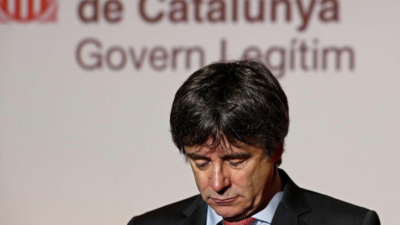 Puigdemont y sus 22 fieles se enfrentan a ERC y PDeCAT en busca de elecciones