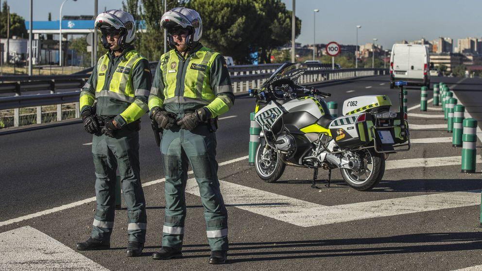 Tras el éxito de 'Control de fronteras', DMAX estrena 'Control de carreteras'