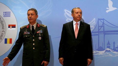 Rescatado el jefe del Estado Mayor turco de manos de los golpistas