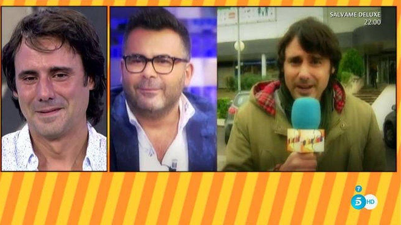 'Sálvame' repasa algunos momentos de Ion Aramendi en el programa. (Mediaset)