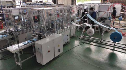 Industria anuncia la llegada de las máquinas que fabricarán 10 millones de mascarillas al mes