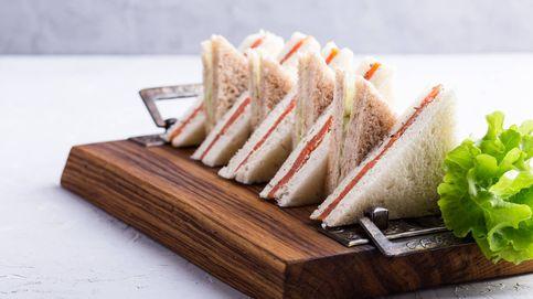 Por qué debes cortar siempre el sándwich. Y tiene que ser en diagonal