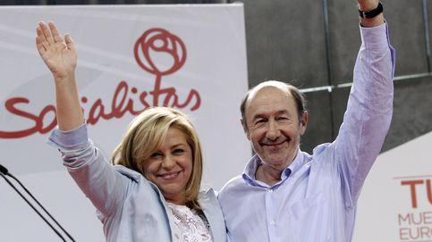 El emotivo mensaje de Elena Valenciano a Rubalcaba por su 70 cumpleaños