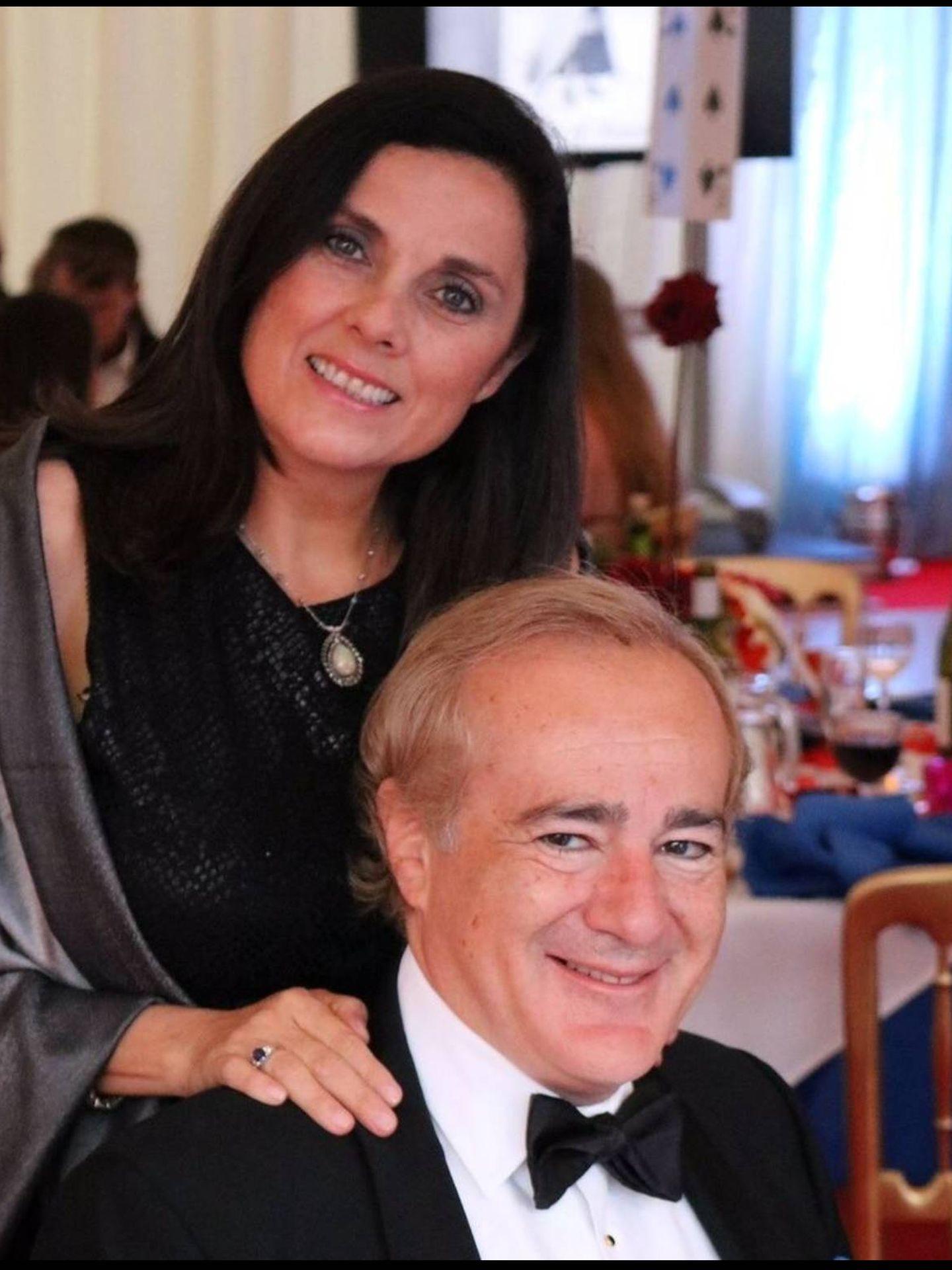 Lorena y Allen de Jesús Sanginés-Krause