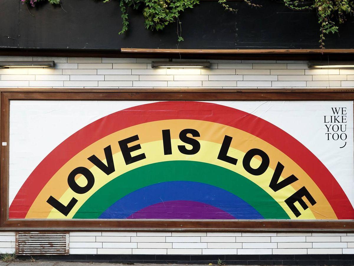 Foto: La belleza se tiñe de los tonos del arcoíris. (Yoav Hornung para Unsplash)