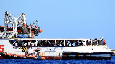El Open Arms pide la evacuación urgente: Hay amenazas de suicidio. Es insostenible