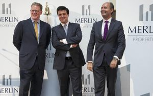 Merlin Properties compra cinco edificios de oficinas en Madrid