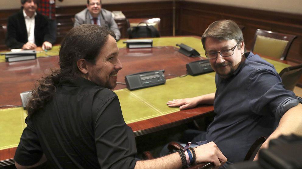 Domènech, la última bala de Iglesias para controlar Podem y de Colau para domar ICV