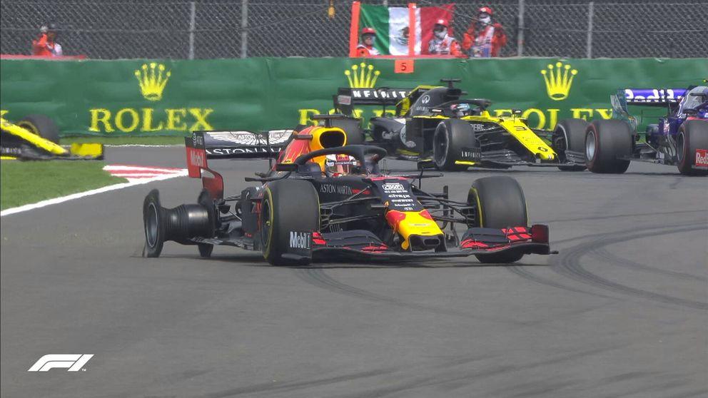 El rapapolvo a Verstappen de Hamilton y los datos que le dejan en entredicho