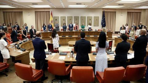 El PSOE alarga el bloqueo del Congreso y retrasa otra vez la comparecencia de Sánchez