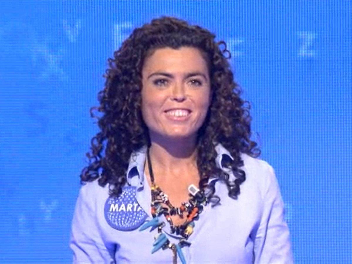 Foto: Marta Terrasa, la concursante que derrotó a Paz Herrera. (Mediaset)