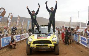 Por qué Roma es el justo ganador del Dakar... y Peterhansel lo sabe