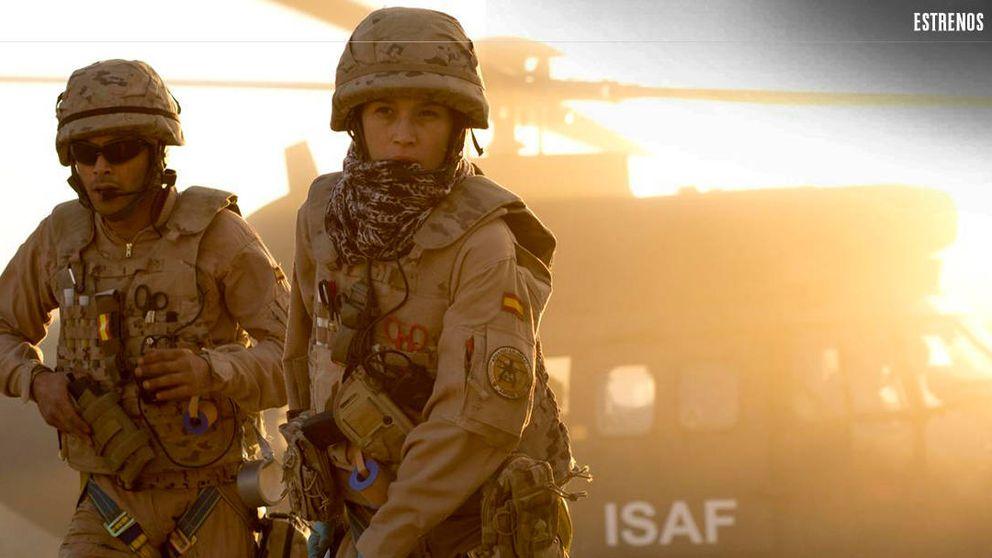 'Zona hostil': cine de acción a la americana 'made in Spain'