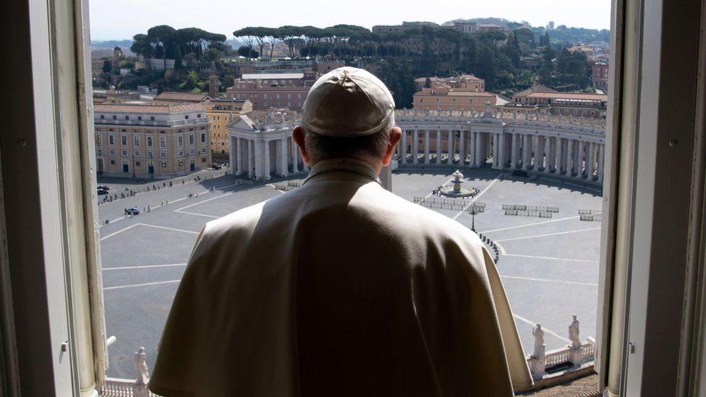 Foto: El papa Francisco, en el Vaticano. (EFE)