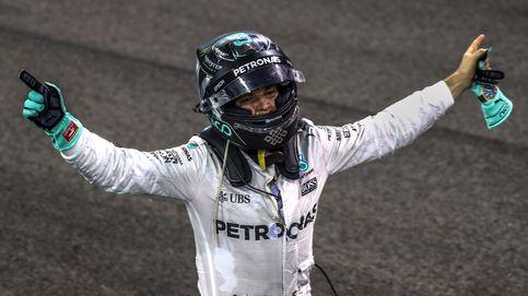 Cinco días después de ser campeón, Rosberg anuncia su retirada de la F1