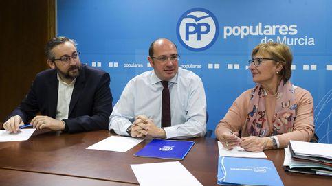 El PP se cierra las salidas en Murcia a la espera de que el juez archive la causa
