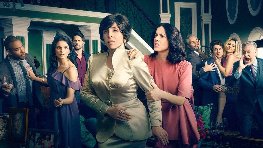 Foto: Imagen promocional de 'La casa de las flores'. (Netflix)