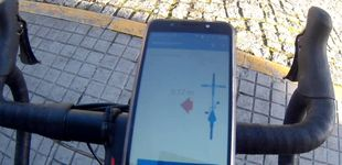 Post de La 'app' para la bicicleta que puede multar a los coches (y salvar a los ciclistas)