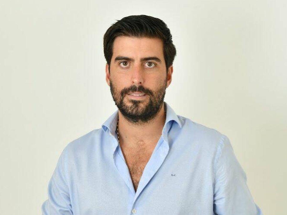 Foto: Iñigo Colomina, consejero delegado del grupo Padel Nuestro.