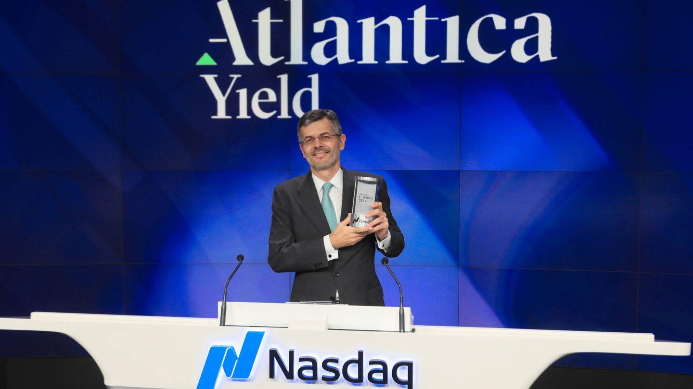 El consejero delegado de Atlantica Yield, Santiago Seage. (Atlantica Yield)