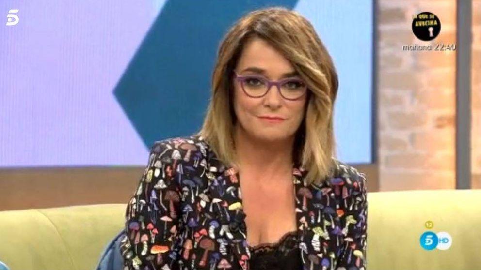 Toñi Moreno aclara y zanja su polémica con las Campos: Me arrepiento