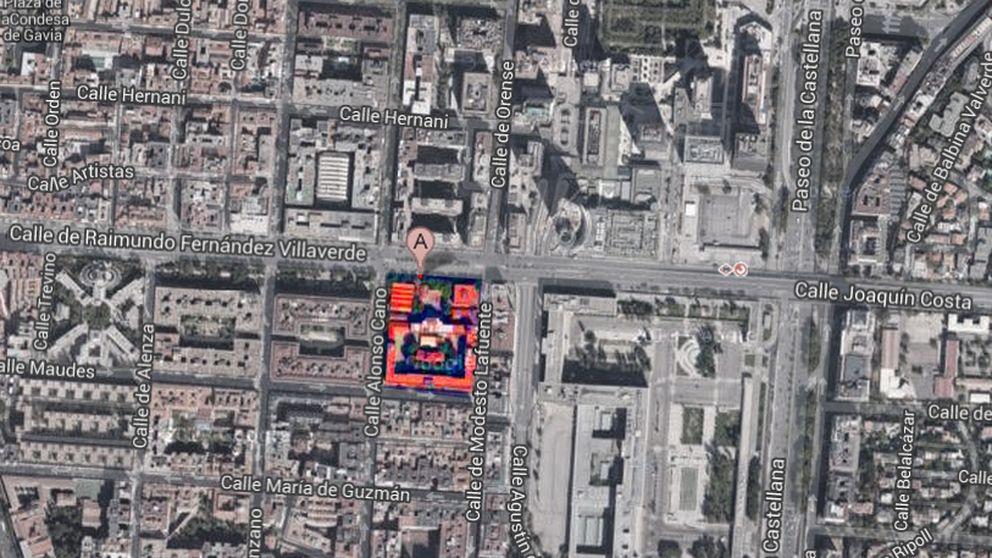 Defensa vende el solar más codiciado del centro de Madrid