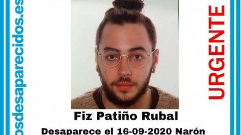 Una prueba de ADN revela la muerte de Fiz Patiño, desaparecido hace un año en Asturias
