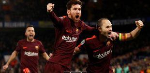 Post de La suerte del Barcelona cuando juega mal