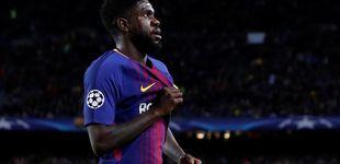 Post de El calvario de Samuel Umtiti en el Barcelona y por qué Lenglet le ha comido el terreno