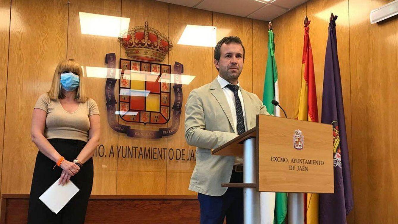 Ediles de Cs en Jaén rompen con el PSOE por los indultos y la dirección los desautoriza