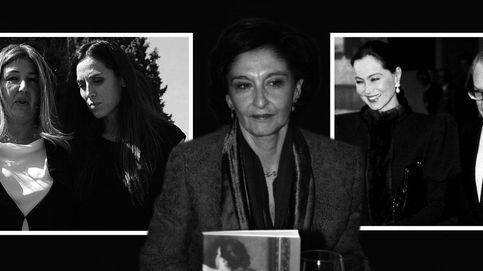 Muere Elena Arnedo, la primera esposa de Miguel Boyer
