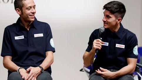 Lo de Yamaha es para cortarse las venas: la cara y la cruz para Viñales y Rossi